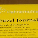 travel journal 150x150 - Im Test: Hahnemühle Travel Journal