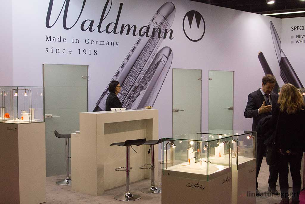 pw waldmann - Das war die Paperworld 2017