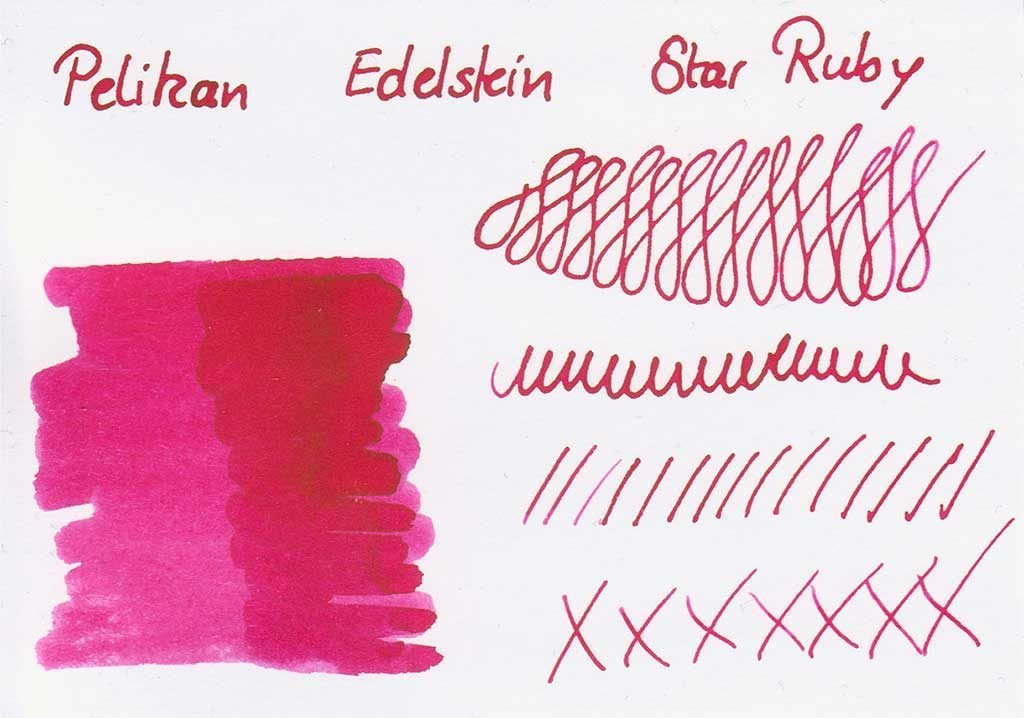 pelikan star ruby karte 1024x718 - Pelikan Edelstein Star Ruby - Ink of the Year 2019